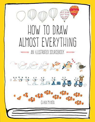 How To Draw Almost Everything por Chika Miyata