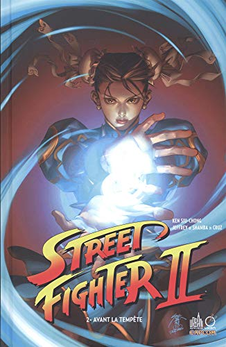 Street Fighter II, Tome 2 : Avant la tempête