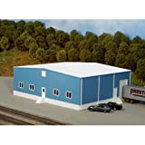 Spur H0 -- Bausatz Industriehalle