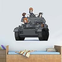 GIRLS und PANZER Anime Manga Wallscroll Poster Kunstdrucke Bider Drucke
