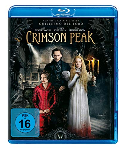 Crimson Peak [Blu-ray] (Arabische Kostüm Name)