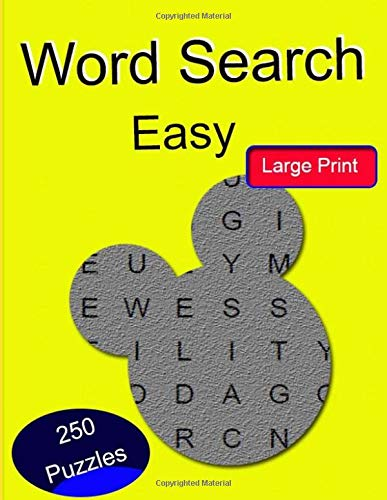 Word Search Easy: Exciting Word Search Puzzles Are Finally Available por poppes tete