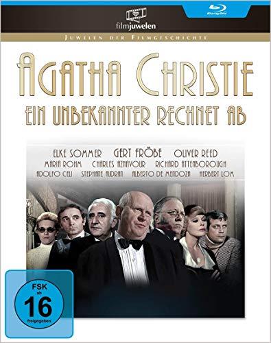 Agatha Christie: Ein Unbekannter rechnet ab (