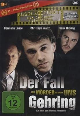 Der Fall Gehring - Der Mörder ist unter uns (Ausgezeichnet - Die Gewinner-FilmEdition, Film 10)