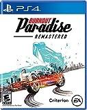 BurnoutParadise Remastered PS4