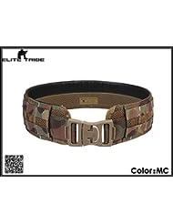 ceinture militaire ceinture de combat tactique molle Charge utilitaire de roulement ceinture MC
