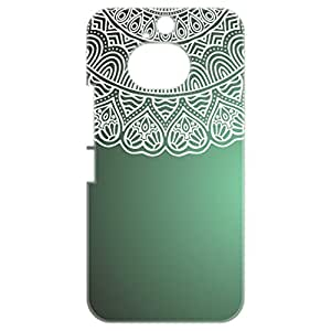 a AND b Designer Printed Mobile Back Cover / Back Case For HTC One M9 Plus (HTC_M9Plus_3D_2017)