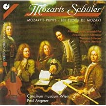 Mozart's Pupils by Paul Angerer