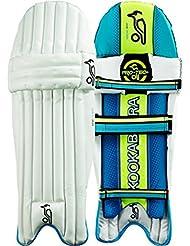 Kookaburra críquet deporte Protective Gear espinilleras para bateador de Verve 300ambidextro, color multicolor, tamaño hombres