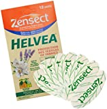 Caraselle 12 Helvea Moth Repellent Strips for Drawers & Wardrobes