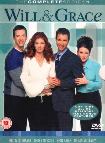 Click for larger image of Will and Grace: Complete Series 5 [DVD]