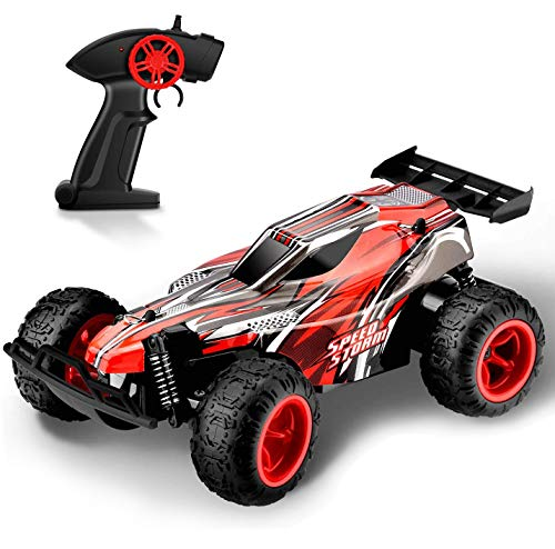 TOYEN RC Cars Offroad Truck Elektro Racing Ferngesteuertes Auto 2,4 Ghz 2 WD High Speed 1:22 Radio Control Cars Hobby Spielzeug