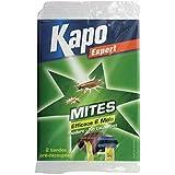 Papier anti-mites imprègné Kapo - 2 bandes