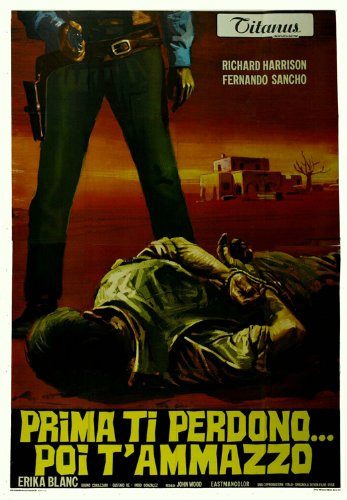 Stagecoach of the Condemned Plakat Movie Poster (27 x 40 Inches - 69cm x 102cm) (1970) Italian