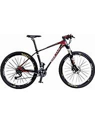 Costelo 27,5 para bicicleta de montaña de carbono MTB marco ultraligero 27.5er 29er MTB marco, tamañ