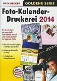 Foto-Kalender-Druckerei 2014