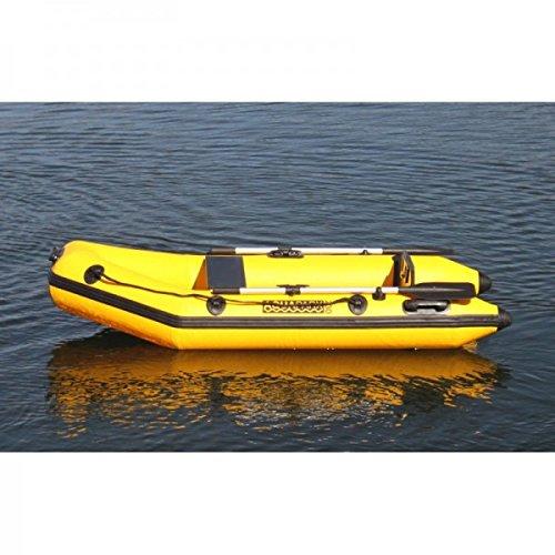 Aquaparx Schlauchboot RIB-330 im Test - 2
