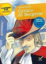 Cyrano de Bergerac - Nouveau programme de Edmond Rostand