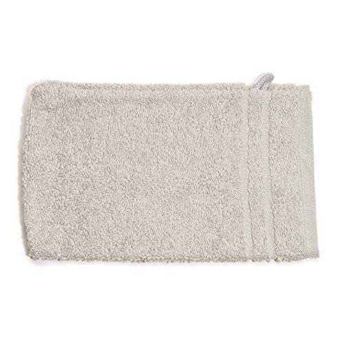 Jules Clarysse UP-PERL1-2810-01CLAR1 Gant de Toilette Coton Gris 21 x 15 x 1 cm (Lot de 12 )