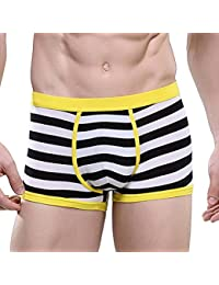 HOEREV Men's Modal Briefs Underwear