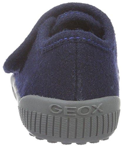 Geox J Home B, Baskets Basses Garçon Blau (NAVYC4002)