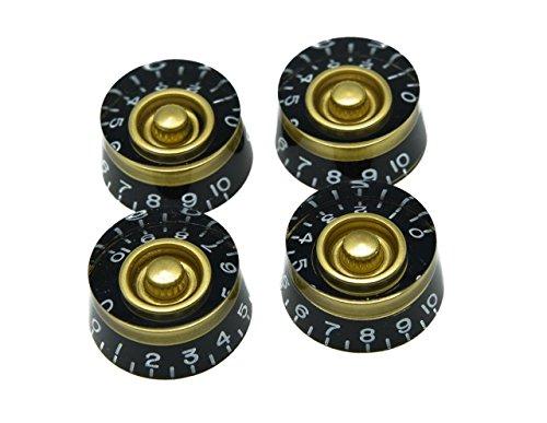 kaish-4pcs-nero-con-oro-custom-guitar-speed-dial-manopole-manopola-di-controllo-fits-lp-chitarra