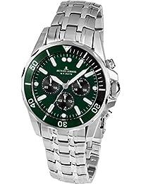 Jacques Lemans Herren-Armbanduhr 1-1907ZG