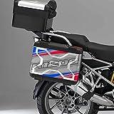Kit de 2 Protecciones Adhesivos Maletas BMW Vario R 1200 GS Vario 2° Modelo Vv2-00 - Rallye Color