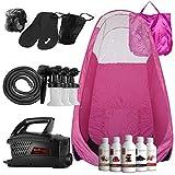 Maximist Evolution TNT Spray Tanning Kit (Includes Pink Tent & Suntana Solutions)