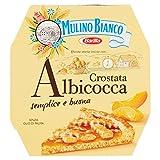 Mulino Bianco Crostata con Confettura all'Albicocca Perfetta per la Merenda - 440 g