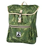 Poler Stuff Bag Field Pack, Green Camo, 50 x 40 x 6 cm, 18 Liter, POLBAG_FIE