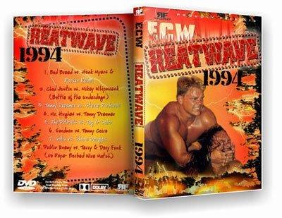 Preisvergleich Produktbild ECW: Heatwave 1994 DVD-R by Sabu
