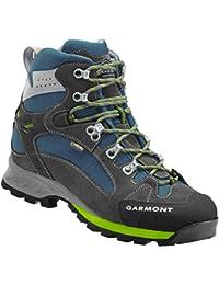 GARMONT RAMBLER GTX Scarpe trekking antracite   blu goretex scarponi pedule ee15def86d1