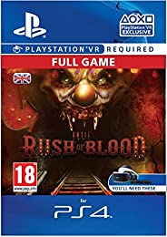 Until Dawn: Rush of Blood [PS4 PSVR PSN Code - UK account]