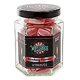 Wendy's Candies - Bonbon Humbugs - Cocktail FRAISE PROSECCO - Fabriquation artisanale - berlingot revisité