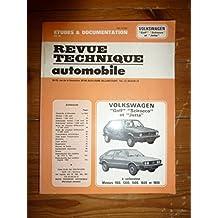 RRTA0350.5 - REVUE TECHNIQUE AUTOMOBILE VOLKSWAGEN VW GOLF et SCIROCCO et JETTA Essence