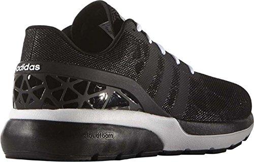 adidas - Cloudfoam Flow, Scarpe sportive Uomo Nero (Negro (Negbas / Negbas / Onix))