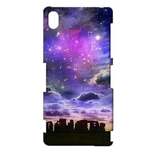 Sony Xperia Z3 Delicate Wonderful Design Scenery Figure Exquisite Starry Sky Cover...