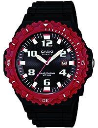 Casio MRW-S300H-4BVEF - Reloj de cuarzo para hombre, correa de resina color negro