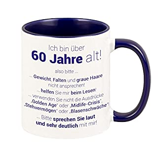 60 Geburtstag Mann Tasse Heimwerker Markt De