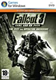 Fallout 3: Game Add-On Pack - The Pitt and Operation: Anchorage (PC DVD) [Importación inglesa]