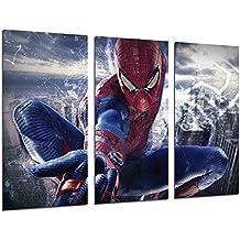 Cuadros Camara Poster Moderno Fotografico Superheroe, Spiderman, 97 x 62 cm, Ref.