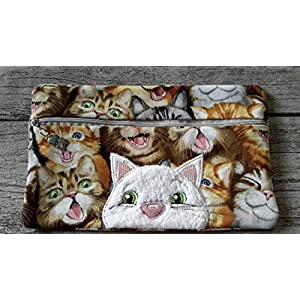 E-Booktasche/Mäppchen Katze