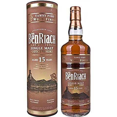 BenRiach - Tawny Port Finish 15 year old