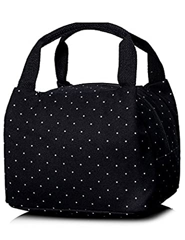 Leaper Cute Insulated Lunch Box Lunch Bags for Women Lunch Tote Bag Lunch Organizer Lunch Holder