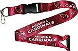 NFL Arizona Cardinals Team Lanyard, One Size, Multi