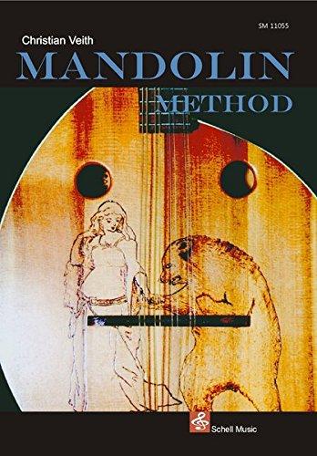 Mandolin Method (CD included): mit CD (Mandoline Noten, Mandolinennoten)
