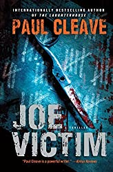 Joe Victim: A Thriller (Christchurch Noir Crime Series) by Cleave, Paul (2013) Paperback