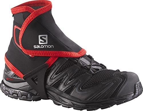 Salomon Gamaschen (1 Paar) Lang, Trail Gaiters High, schwarz, Gr. S, L38002100