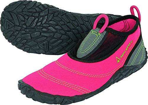 Aqua Sphere Beachwalker XP EN Néoprène Eau/plage Chaussures, mixte rouge/noir